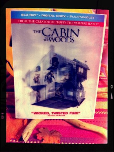 The Cabin in the Woods on Blu-ray – Jack's Attic