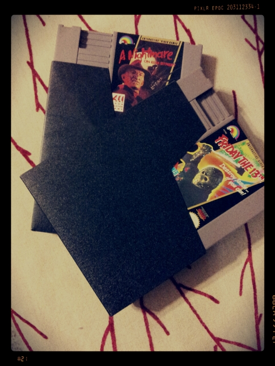 Elm Street and Friday NES