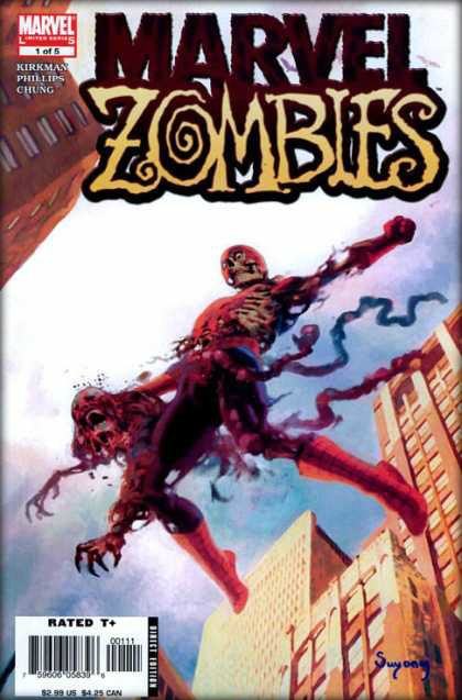 Marvel Zombies No 1