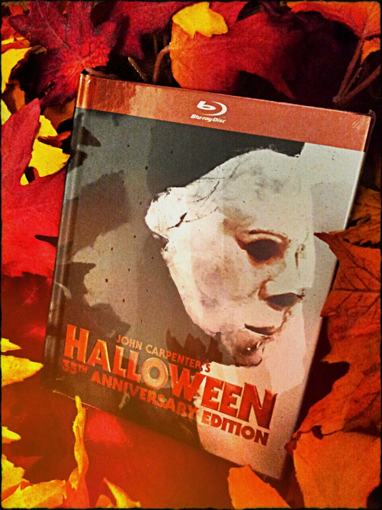 Halloween 35th Anniversary Edition Blu-ray