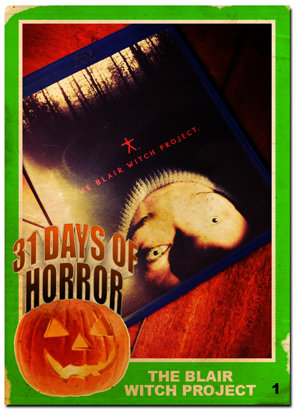 31 Days of Horror 2013 Card Design WIP
