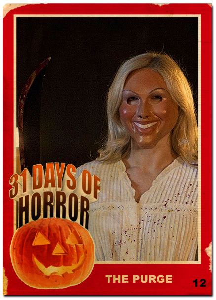 31 Days of Horror 2013 Day 12