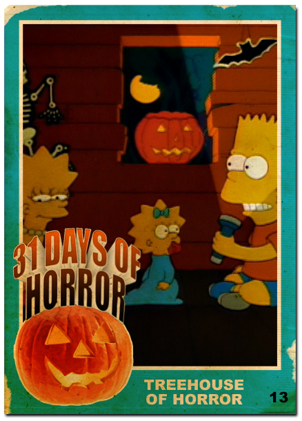 31 Days of Horror 2013 Day 13