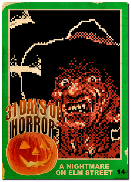31 Days of Horror 2013 Day 14