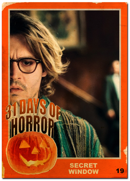 31 Days of Horror 2013 Day 19
