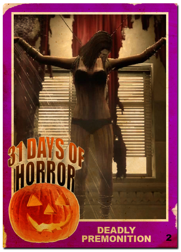 31 Days of Horror 2013 Day 2