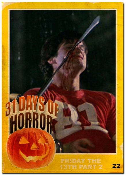 31 Days of Horror 2013 Day 22