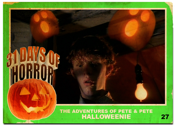 31 Days of Horror 2013 Day 27