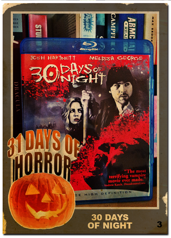 31 Days of Horror 2013 Day 3