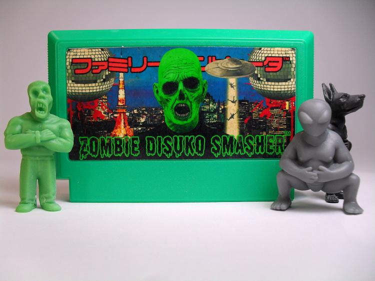 Zombie Disuko Smasher 9