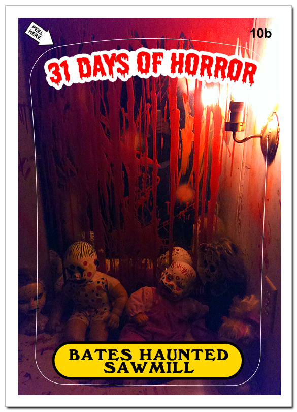 31 Days of Horror Day 10
