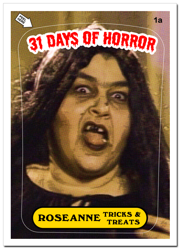 31 Days of Horror Day 1