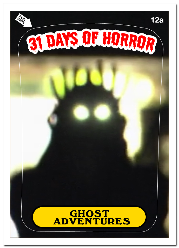 31 Days of Horror Day 12