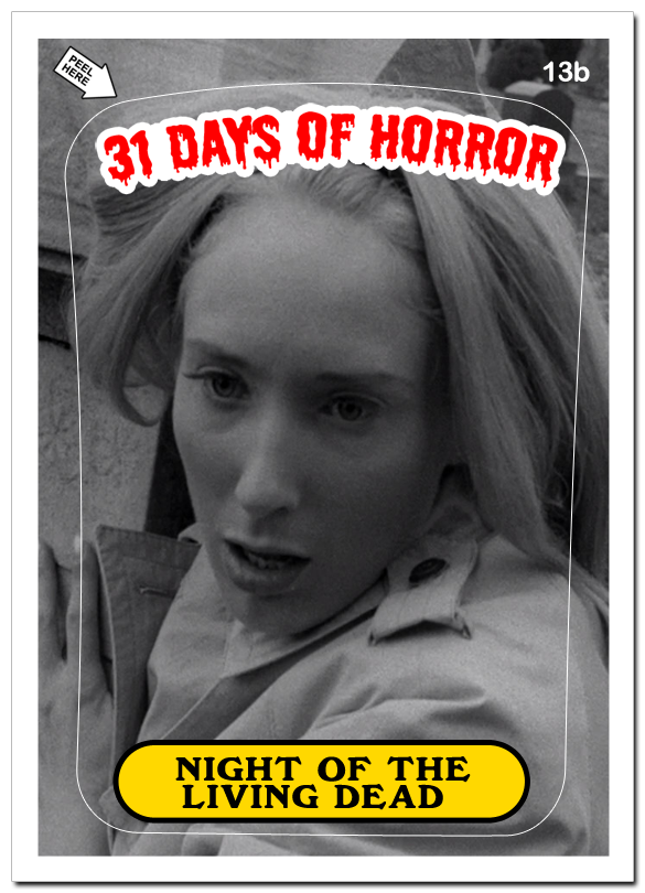 31 Days of Horror Day 13