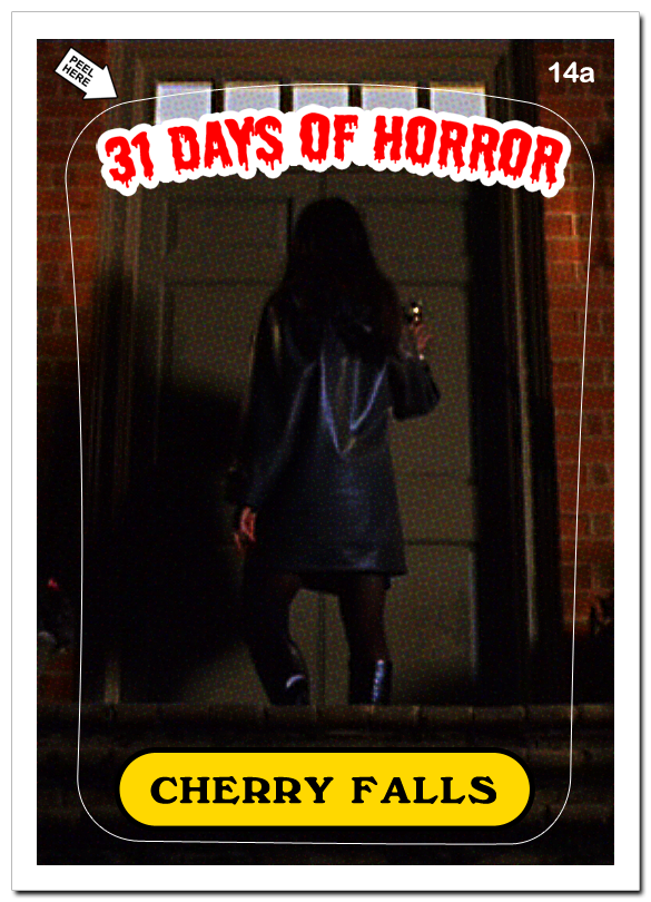 31 Days of Horror Day 14