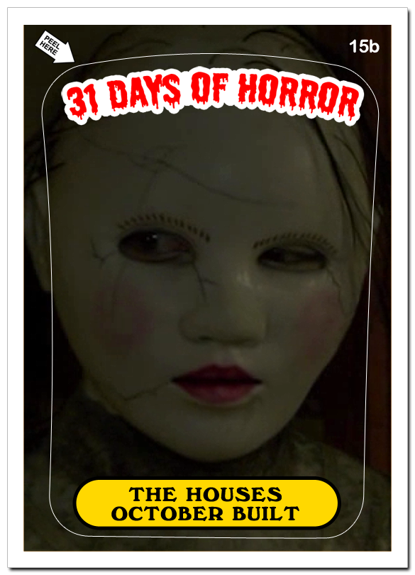 31 Days of Horror Day 15