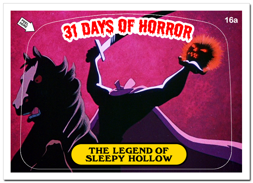 31 Days of Horror Day 16