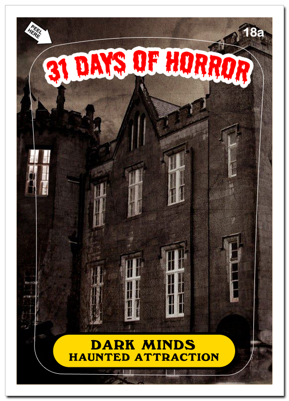 31 Days of Horror Day 18