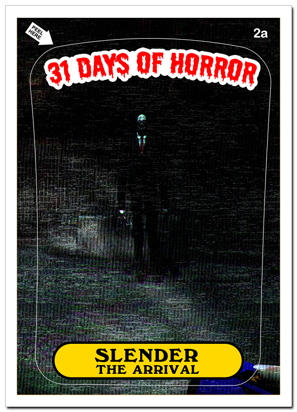 31 Days of Horror Day 2