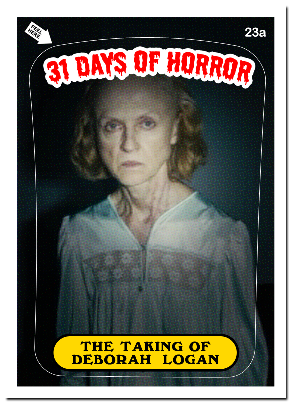 31 Days of Horror Day 23