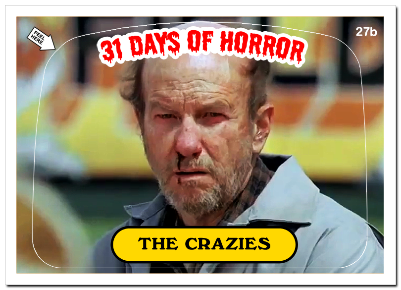 31 Days of Horror Day 27