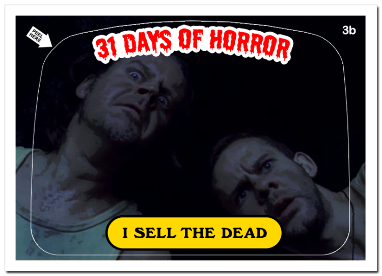 31 Days of Horror Day 3