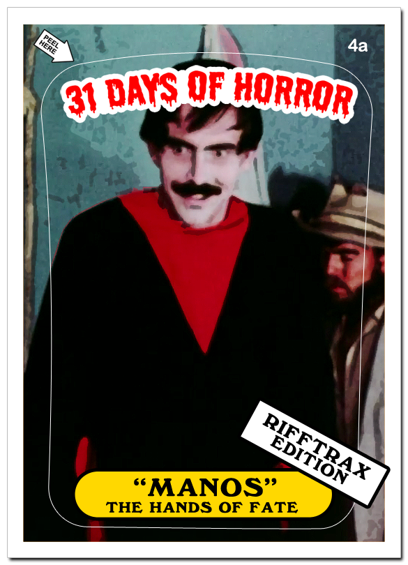 31 Days of Horror Day 4