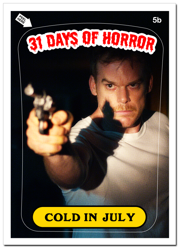31 Days of Horror Day 5
