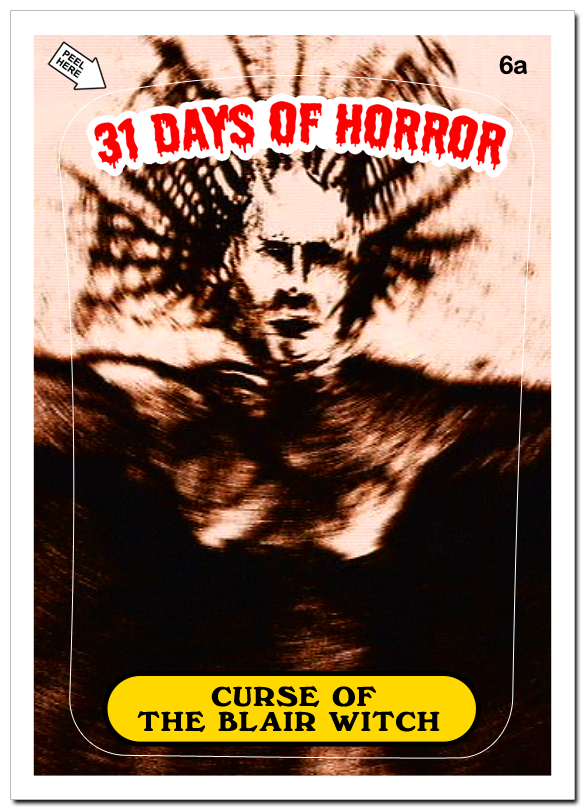 31 Days of Horror Day 6