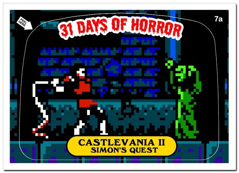 31 Days of Horror Day 7