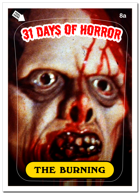 31 Days of Horror Day 8