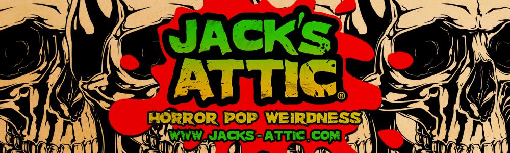 Jack's Attic – Horror Pop Weirdness